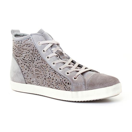 Tennis Et Baskets Mode Tamaris 25214 Grey, vue principale de la chaussure femme