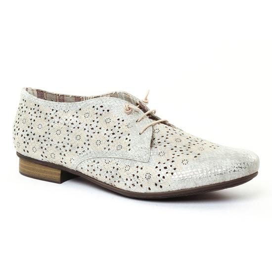 Chaussures À Lacets Rieker 51946 Ice, vue principale de la chaussure femme