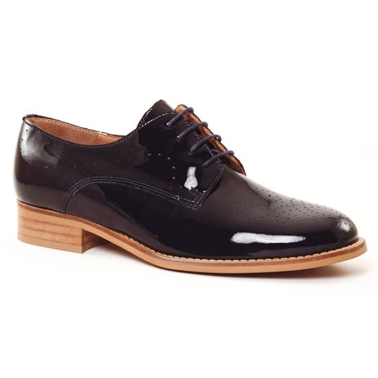 Chaussures À Lacets Scarlatine 22081 Marine, vue principale de la chaussure femme
