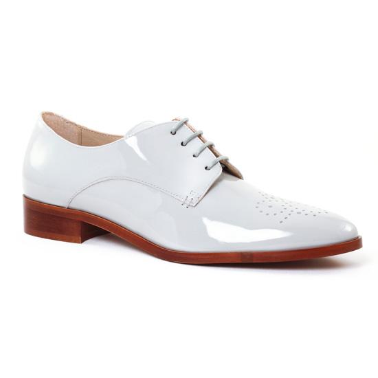 Chaussures À Lacets Jb Martin Flamme Souris, vue principale de la chaussure femme