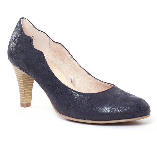 Escarpins Caprice 22406 Ocean, vue principale de la chaussure femme