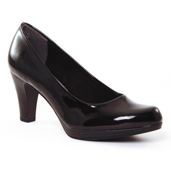 Escarpins Marco Tozzi 22409 Black, vue principale de la chaussure femme