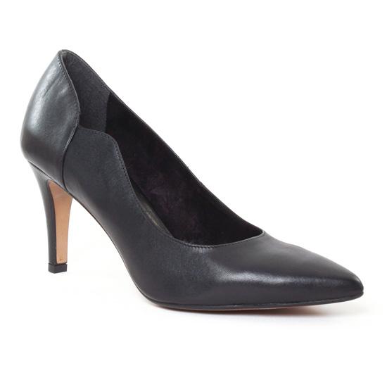 Escarpins Tamaris 22423 Black, vue principale de la chaussure femme