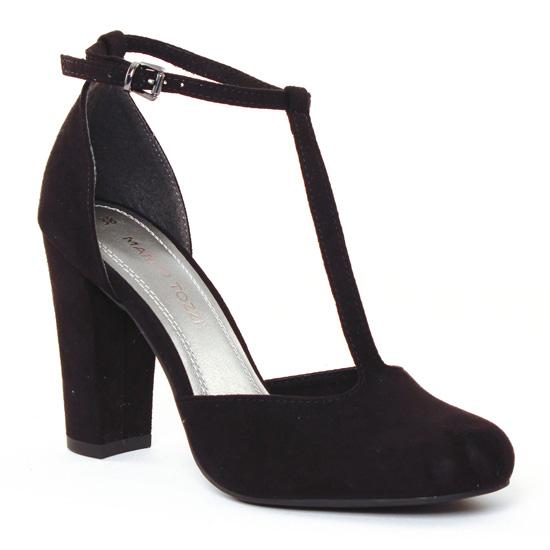 Escarpins Marco Tozzi 24413 Black, vue principale de la chaussure femme