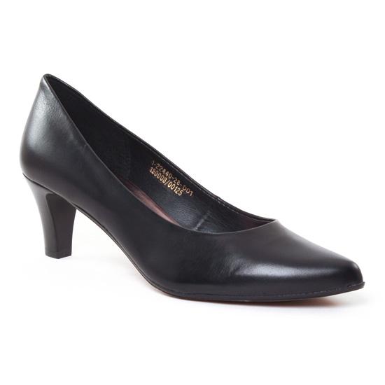 Escarpins Tamaris 22440 Black, vue principale de la chaussure femme