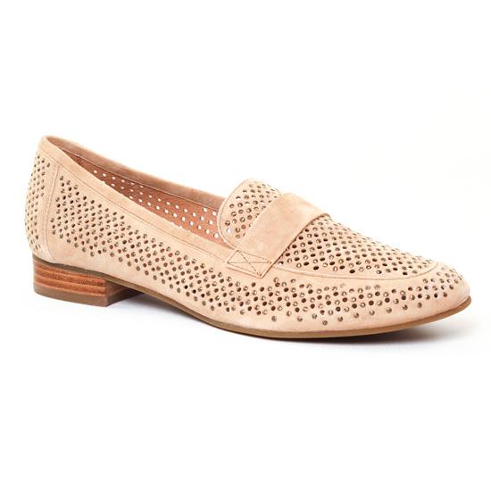 Mocassins Mamzelle Zar Sable, vue principale de la chaussure femme