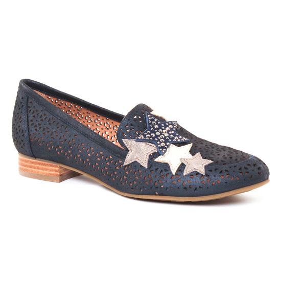Mocassins Mamzelle Zum Navy, vue principale de la chaussure femme