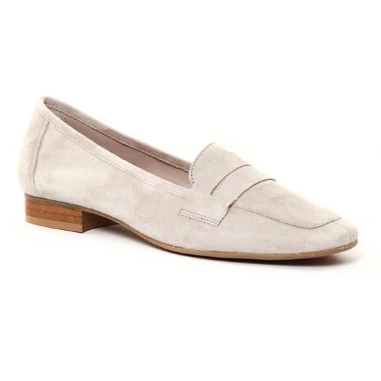 Mocassins Scarlatine 11029 Lino, vue principale de la chaussure femme