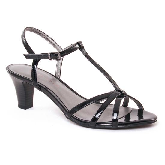 Nu Pieds Et Sandales Tamaris 28329 Black, vue principale de la chaussure femme