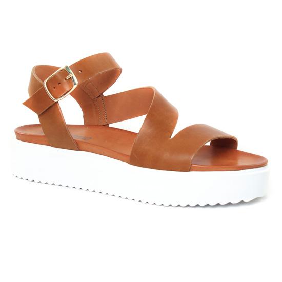 Nu Pieds Et Sandales Scarlatine 44486 Bark, vue principale de la chaussure femme