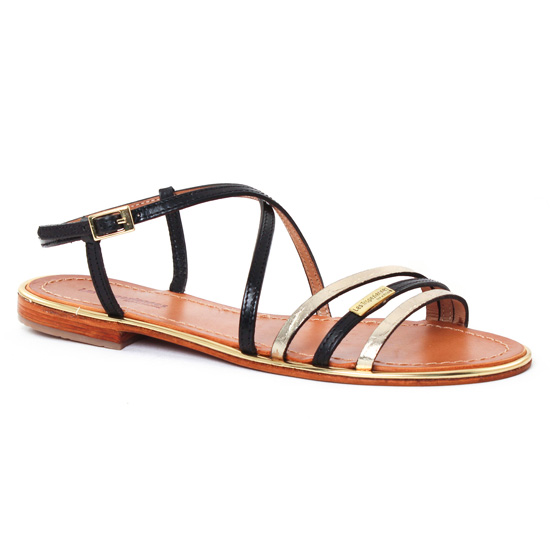 Nu Pieds Et Sandales Les Tropeziennes Balise Noir, vue principale de la chaussure femme