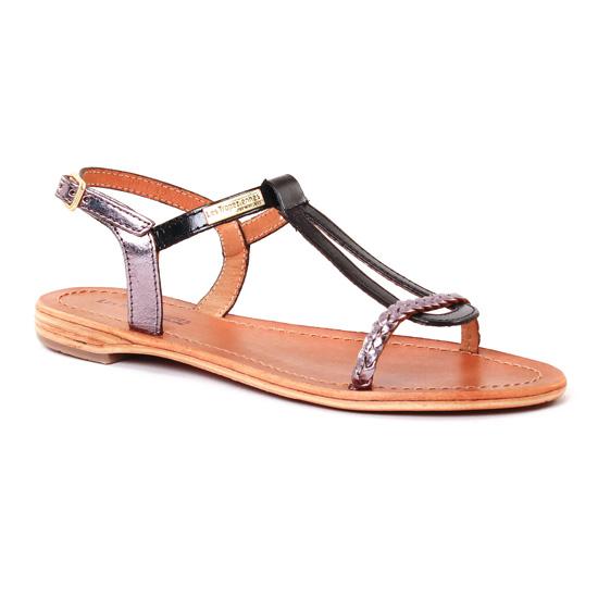 Nu Pieds Et Sandales Les Tropeziennes Hatress Noir, vue principale de la chaussure femme