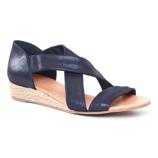 Espadrilles Scarlatine 44281 River, vue principale de la chaussure femme