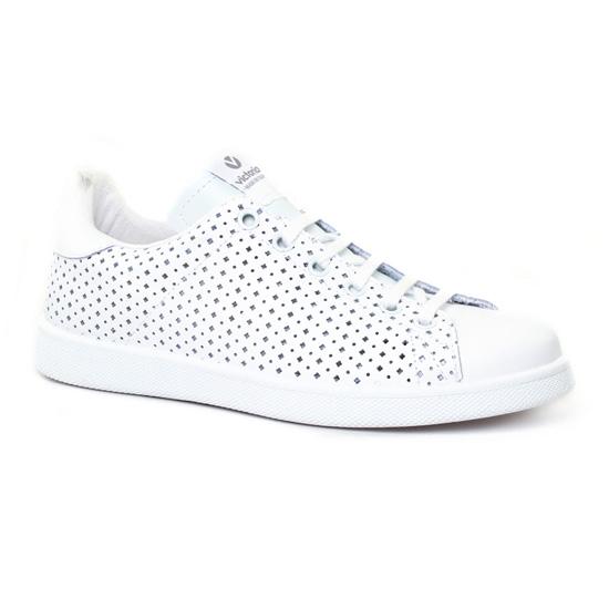 Tennis Et Baskets Mode Victoria 125125 Blanc, vue principale de la chaussure femme