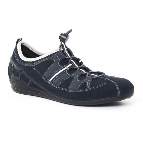 Tennis Et Baskets Mode Rieker 59570 Pacific, vue principale de la chaussure femme