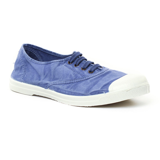 Tennis Et Baskets Mode Natural World 102 E Celeste, vue principale de la chaussure femme