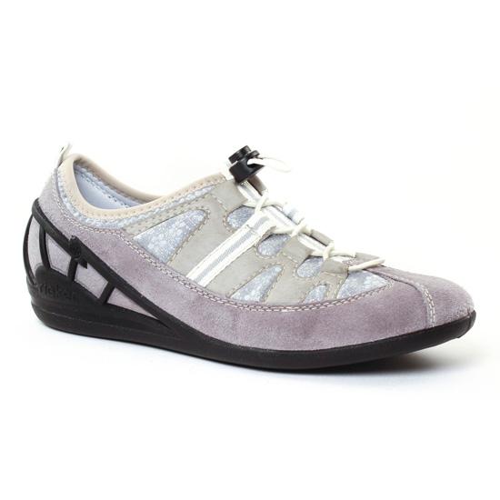 Tennis Et Baskets Mode Rieker 59570 Vapor, vue principale de la chaussure femme
