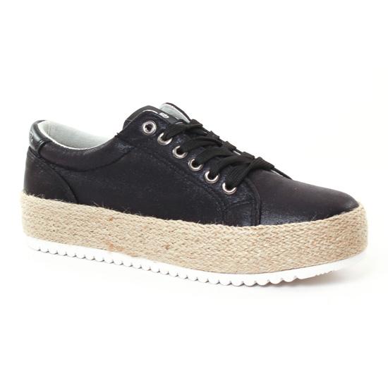Tennis Et Baskets Mode Mtng 69223 Noir, vue principale de la chaussure femme