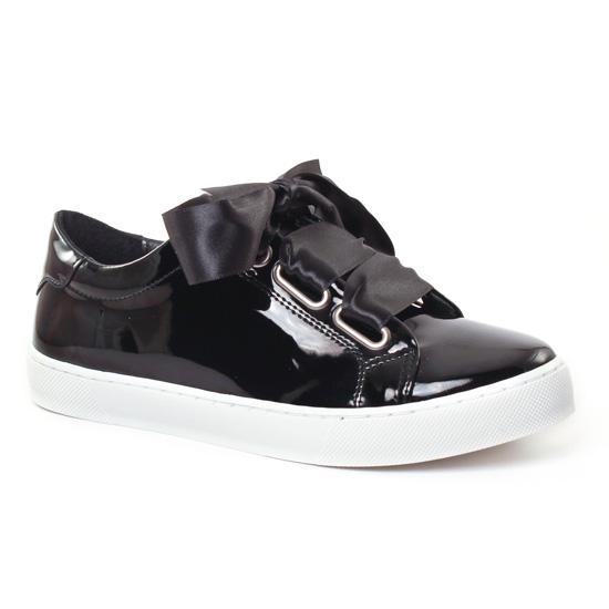 Tennis Et Baskets Mode Scarlatine 7723 Noir, vue principale de la chaussure femme