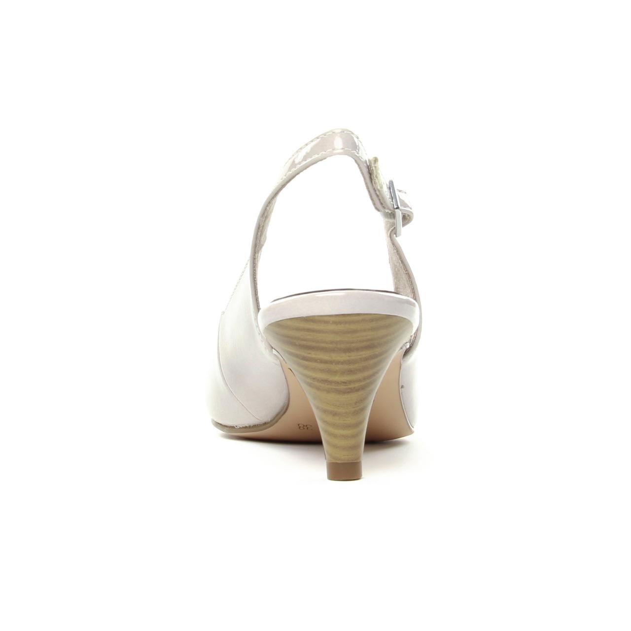 Tamaris 29601 Pearl   escarpin brides beige printemps été
