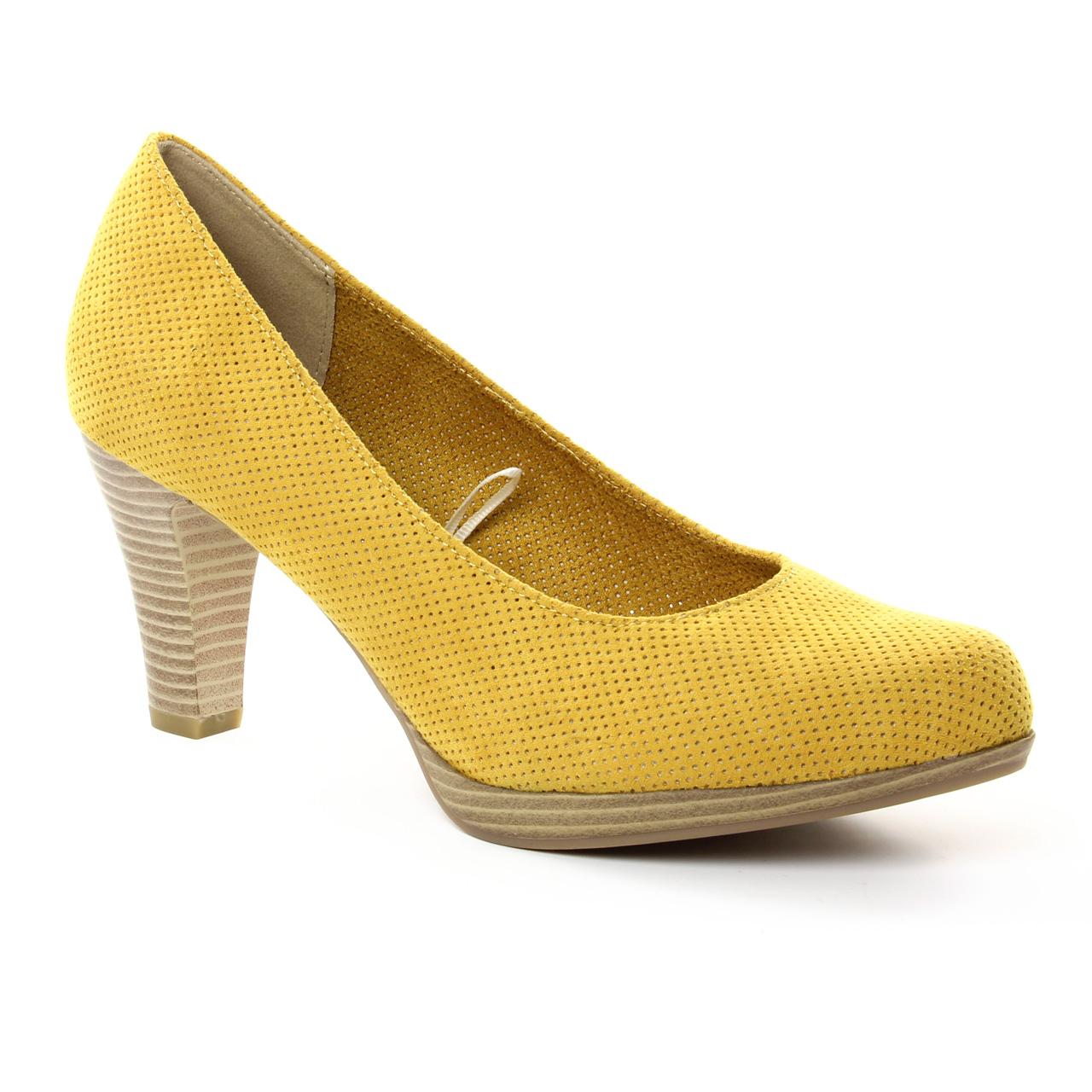 Chaussures Marco Tozzi Cool Club jaunes fille e0hU9vQ