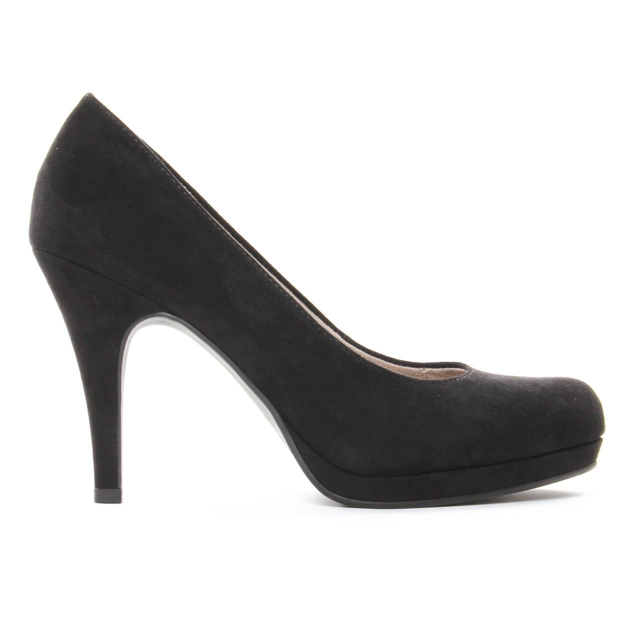 22407, Escarpins Femme, Noir (Black), 38 EUTamaris