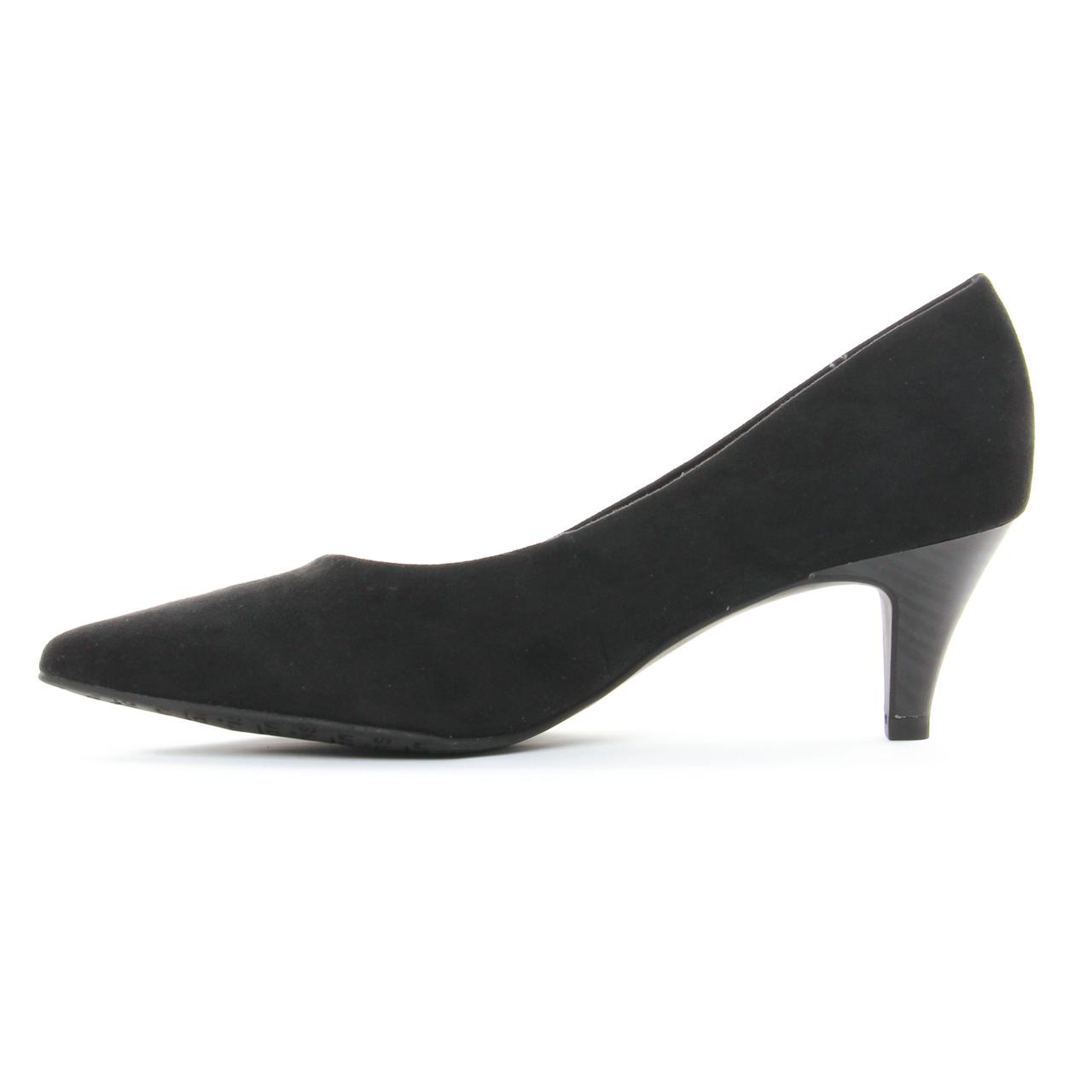 22415, Escarpins Femme, Noir (Black), 35 EUTamaris