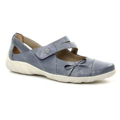 babies bleu: même style de chaussures en ligne pour femmes que les Remonte