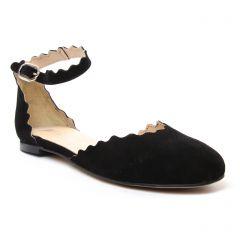ballerine-brides noir: même style de chaussures en ligne pour femmes que les Maria Jaén