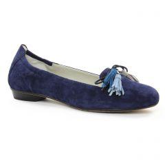 Dorking D7443 Marine : chaussures dans la même tendance femme (ballerines bleu marine) et disponibles à la vente en ligne