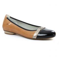 ballerines noir marron: même style de chaussures en ligne pour femmes que les Dorking
