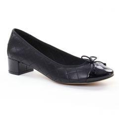ballerines-talon noir: même style de chaussures en ligne pour femmes que les Scarlatine