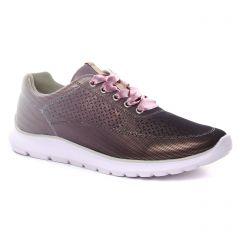 baskets-mode rose bronze: même style de chaussures en ligne pour femmes que les Marco Tozzi