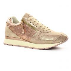 baskets-mode rose doré: même style de chaussures en ligne pour femmes que les Mtng