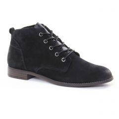 boots-ete noir: même style de chaussures en ligne pour femmes que les Tamaris