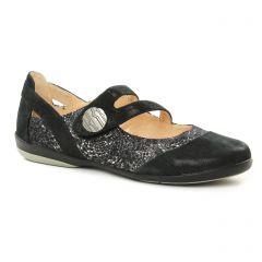 babies-confort noir argent: même style de chaussures en ligne pour femmes que les Fugitive