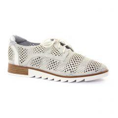 derbys gris: même style de chaussures en ligne pour femmes que les Mamzelle