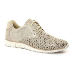 Marco Tozzi 23728 Dune : chaussures dans la même tendance femme (derbys beige doré) et disponibles à la vente en ligne