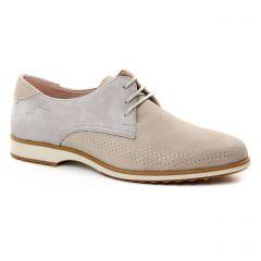 derbys biege argent: même style de chaussures en ligne pour femmes que les Dorking