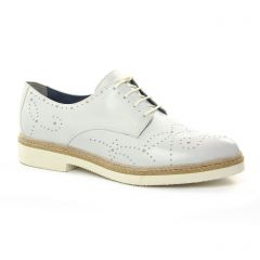 Tamaris 23742 White : chaussures dans la même tendance femme (derbys blanc) et disponibles à la vente en ligne