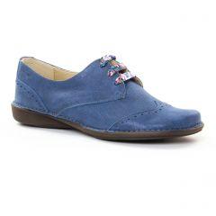 Dorking D7031 Ocean : chaussures dans la même tendance femme (derbys bleu marine) et disponibles à la vente en ligne