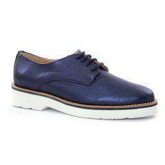 derbys bleu marine: même style de chaussures en ligne pour femmes que les Mamzelle