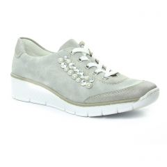 tennis gris: même style de chaussures en ligne pour femmes que les Rieker