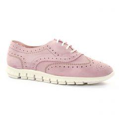 derbys rose: même style de chaussures en ligne pour femmes que les Maria Jaén