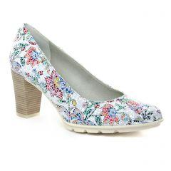 escarpins multicolore: même style de chaussures en ligne pour femmes que les Dorking