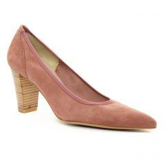 Chaussures femme été 2018 - escarpins Perlato rose