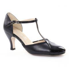 escarpins-salome noir: même style de chaussures en ligne pour femmes que les Maria Jaén