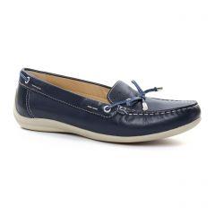 Geox D6455A Bleu : chaussures dans la même tendance femme (mocassins bleu marine) et disponibles à la vente en ligne