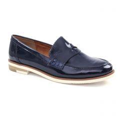 mocassins-confort bleu marine: même style de chaussures en ligne pour femmes que les Marco Tozzi