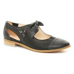 mocassins-slippers noir: même style de chaussures en ligne pour femmes que les Fugitive